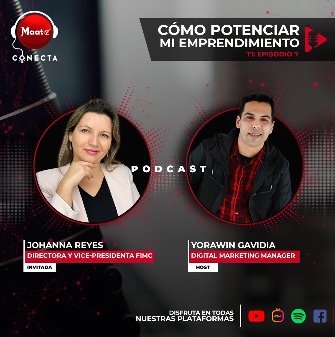 Cover PodCast - Johanna-Nuevo